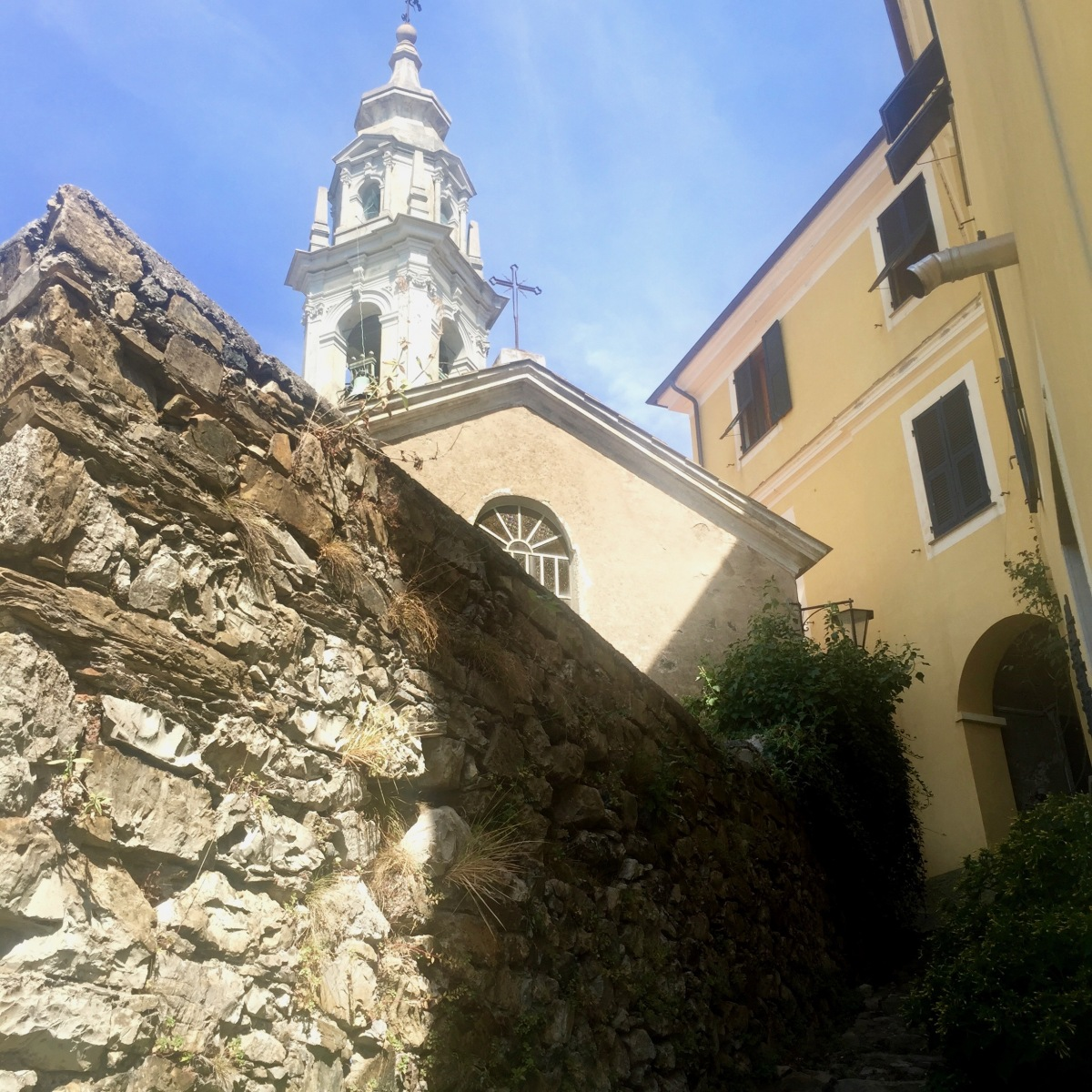 Centro storico di Velva